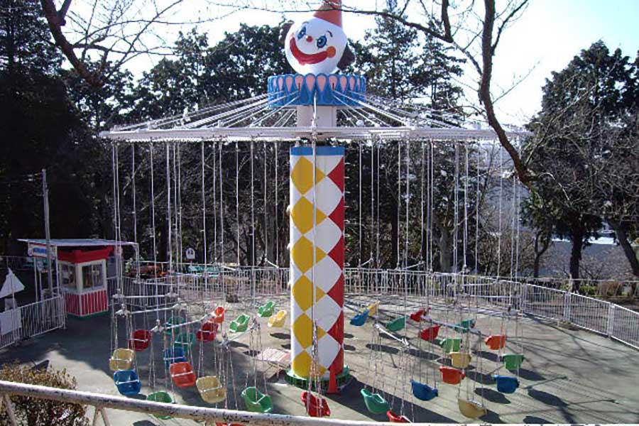 かみね公園・遊園地
