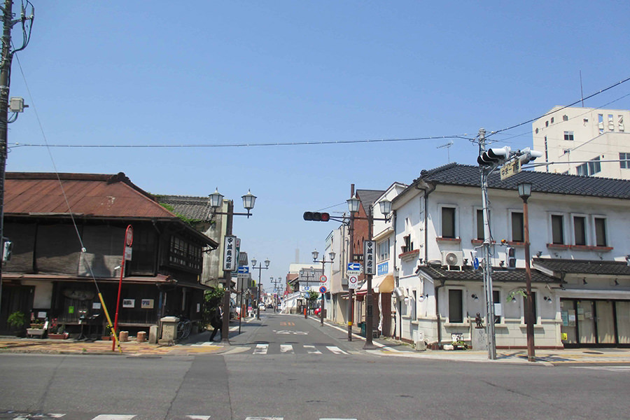 中城商店街