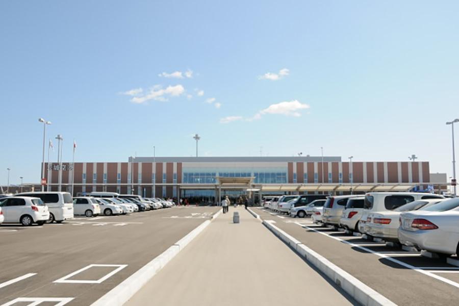 茨城空港ターミナル