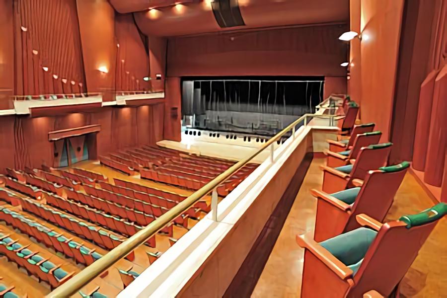 市民音楽ホール・ベルフォーレ